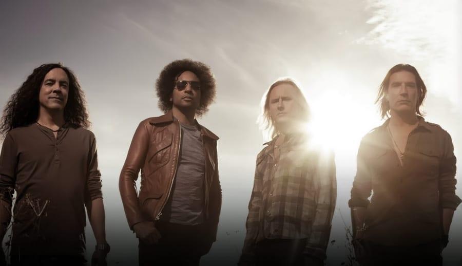 Alice In Chains на восходе