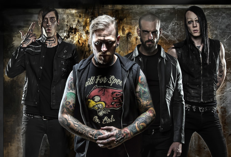 Combichrist об альбоме «No Redemption» (оф. саундтрек к игре Devil May Cry)