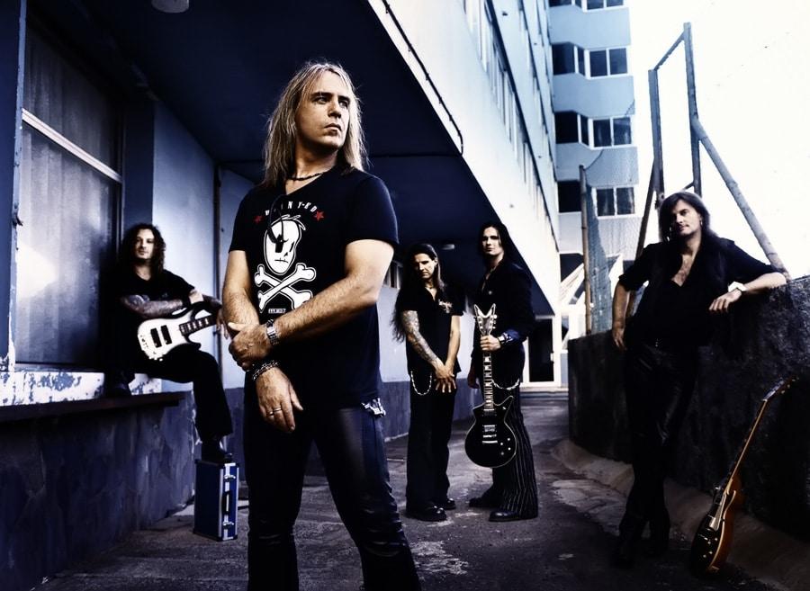 Интервью с участниками группы Helloween (состав 1999 года): о совместном творчестве и сторонних проектах