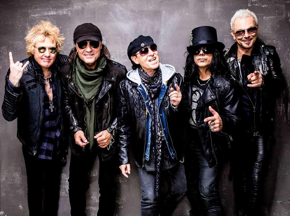 Scorpions: место в сердце