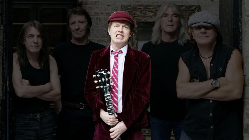 Как группа AC/DC потеряла четырех ключевых участников всего за три года