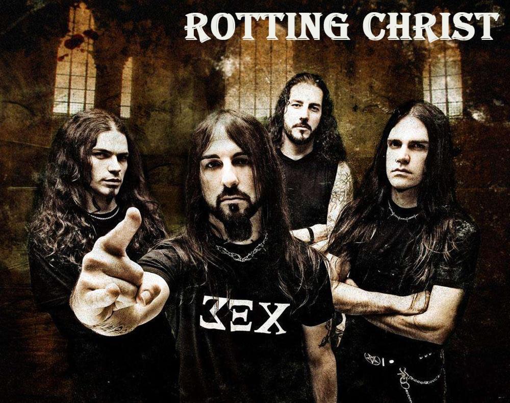 Как это было: 10 первых лет творчества и альбом «Sleep Of The Angels» true-black-metal группы Rotting Christ