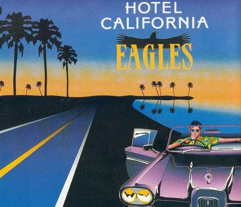 Скачать ноты песни отель калифорния