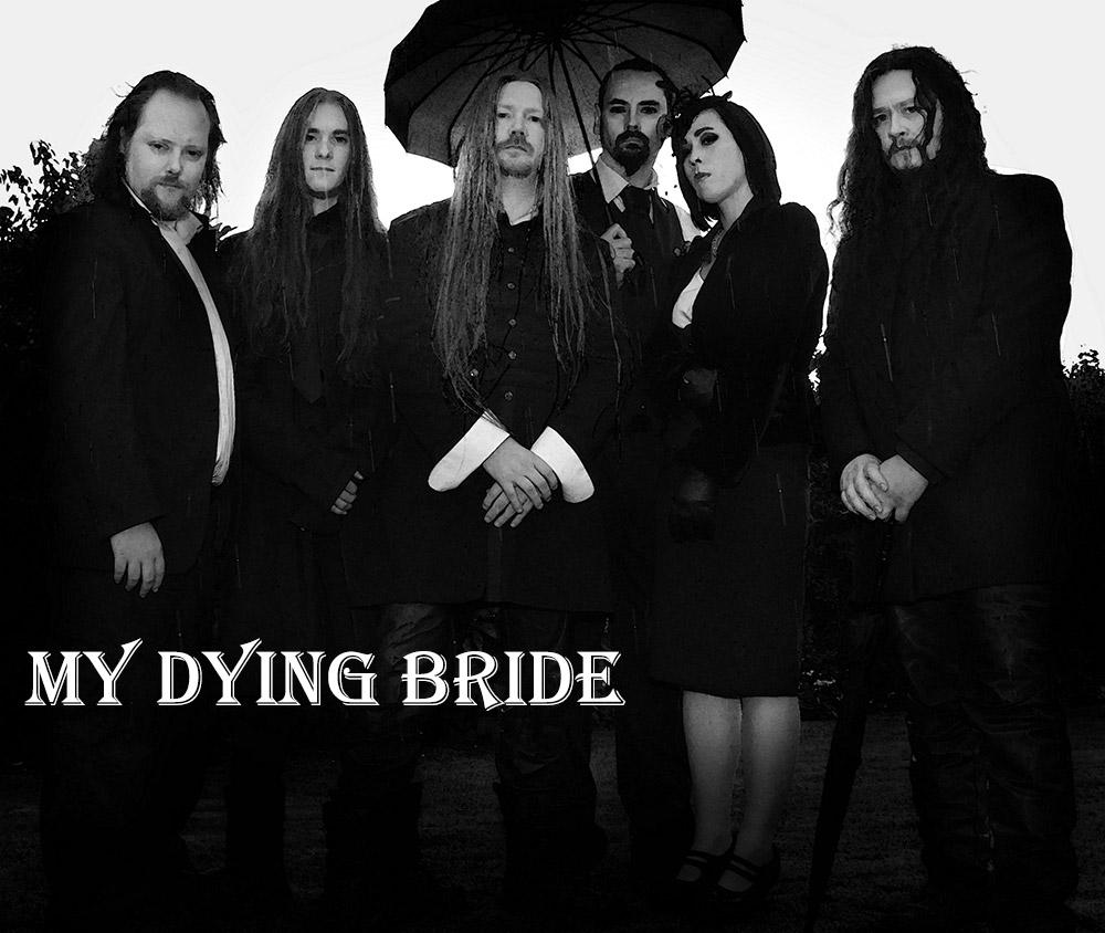 My Dying Bride – мрачный дэт-дум-метал от почти пионеров жанра