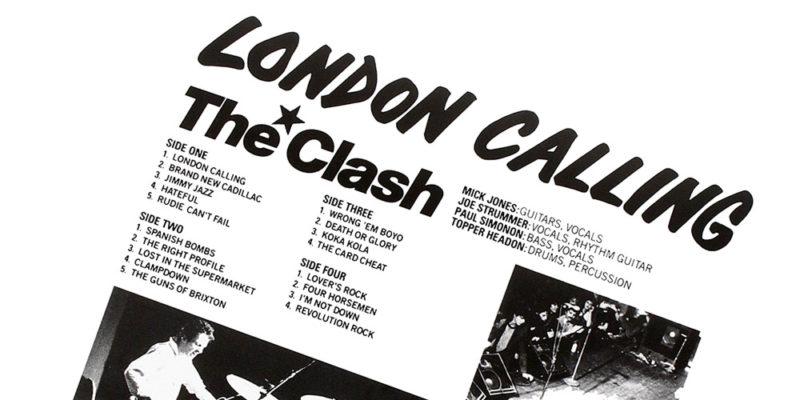 «London Calling» The Clash – панковский марш, который спустя почти 40 лет все еще актуален