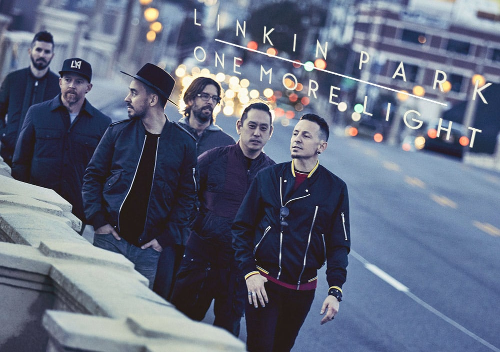 Linkin Park «One More Light», рецензия (фото)