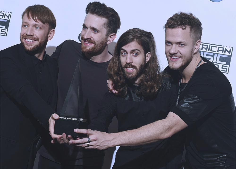 Imagine Dragons Awards (фото)