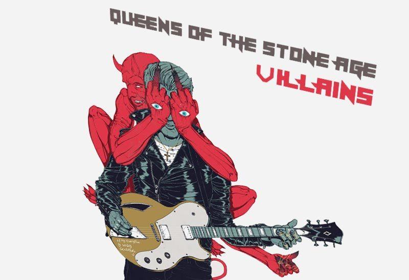 Рецензия на новый альбом группы Queens of the Stone Age – «Villains» (2017)