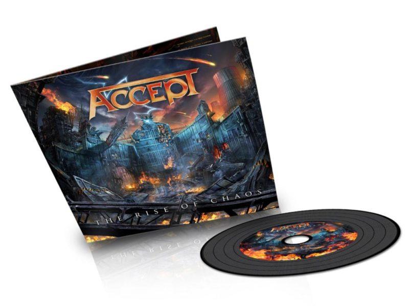 Взгляд на новый альбом Accept – «The Rise of Chaos» (2017): достойный хеви-метал с изрядным налетом классики