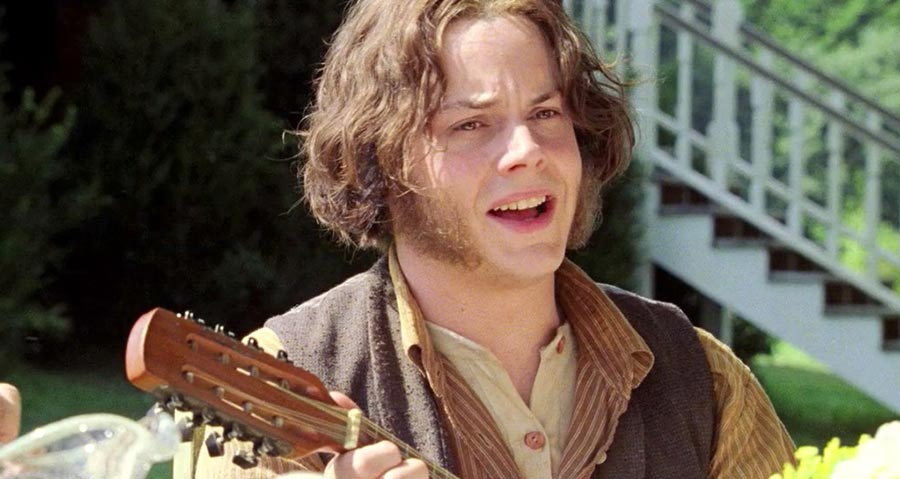"Jack White in ""Cold Mountain"" movie (фото)"